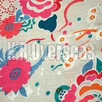 Kimono Greage Printed Cotton Fabric