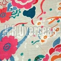 Kimono Printed Cotton Fabric