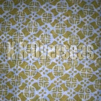Mikado Popcorn Printed Cotton Fabric