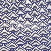 Raku Printed Cotton Fabric
