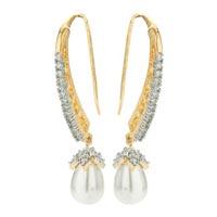 American Diamond Earrings (wje004)
