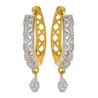 American Diamond Earrings (wje005)