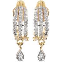 American Diamond Earrings (wje18