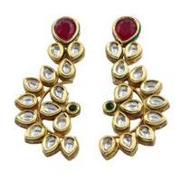 Kundan Earrings (wje137)