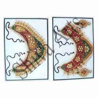Necklace Designed Tiles