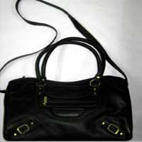 Leather Ladies Handbag (LLH 003)