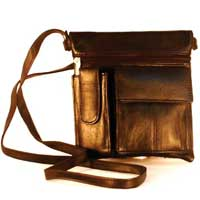 Leather Shoulder Bag (LSB 001)