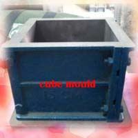 Concrete Cube Moulds
