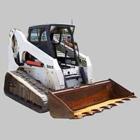 Used Bobcat Machine
