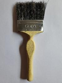 Black Desi Hair FRP Brush