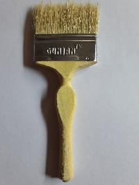 Golden Imported Hair FRP Brush