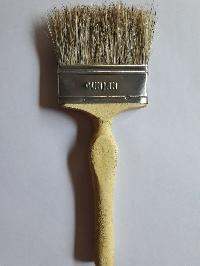 Indian Boiled Bristles Frp Brush