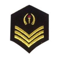 Chevrons Badges