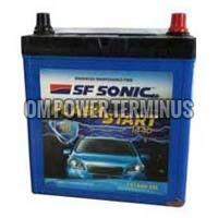 Exide SF Sonic Battery