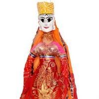 Rajasthani Puppets 01