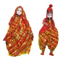Rajasthani Puppets 07