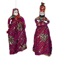 Rajasthani Puppets 10