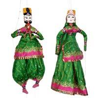 Rajasthani Puppets 11