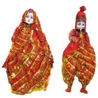 Rajasthani Puppets 14