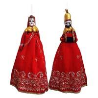 Rajasthani Puppets 15