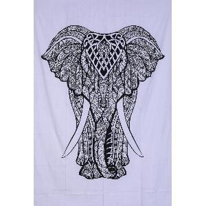 Indian Mandala Tapestrie 02