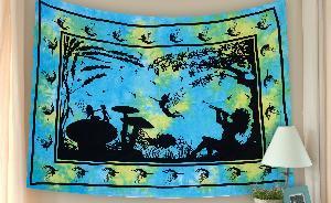 Indian Mandala Tapestrie 03