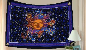Indian Mandala Tapestrie 06