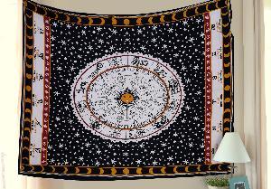 Indian Mandala Tapestrie 07