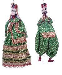 Rajasthani Puppets 16