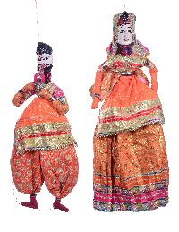 Rajasthani Puppets 17