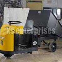 Three Wheeler Electric Dumper