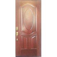 3 Panel Oval Door