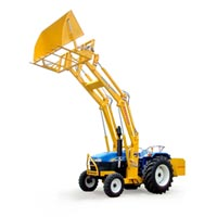 Tractor Mounted Cotton High Dump Loader