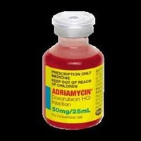 Adriamycin 10-50mg Injection
