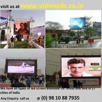 Truck Led Video Screen Rental Services