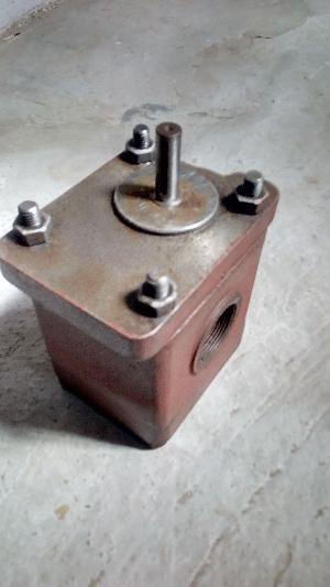 Belliss Turbine Spare pump