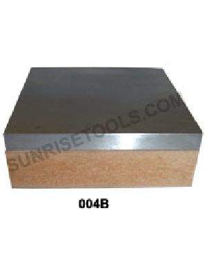 Bench Block Steel with Wood