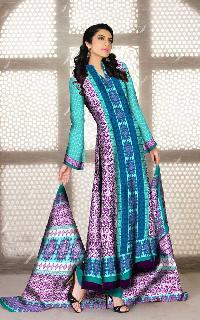 Crepe Salwar Suits