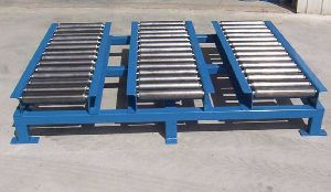Gravity Free Roller Conveyor