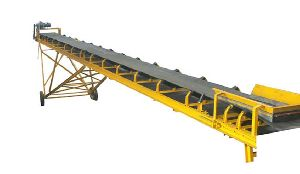 Horizontal Flat Belt Conveyors
