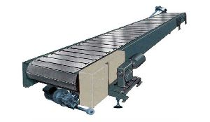 Horizontal slat Conveyor