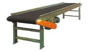 Horizontal Troughed Belt Conveyor