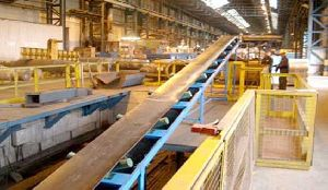 Inclined Troughed Belt Conveyor