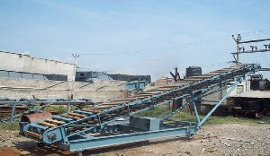 Lorry Loader Conveyor