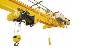 Single Girder E.O.T Crane