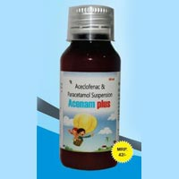 Acenam Plus Syrup