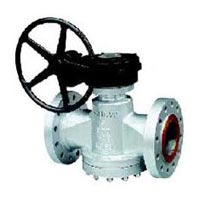 MNC Self Lubricated Plug Valve