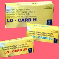 Lo-Card Tablets