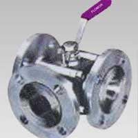 Multi Ported Ball Valve