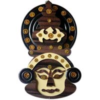 Kerala Handicraft Wall Hanging - Kathakali